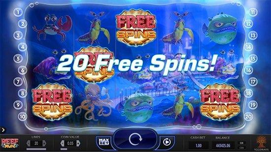 Free Spin Mode
