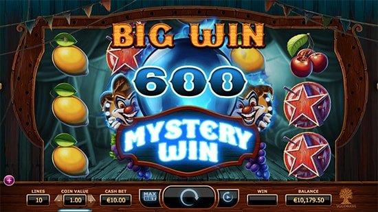 Mystery Win