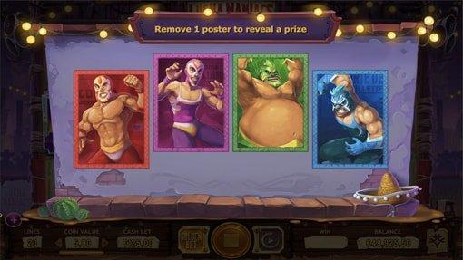 Poster Bonus Game