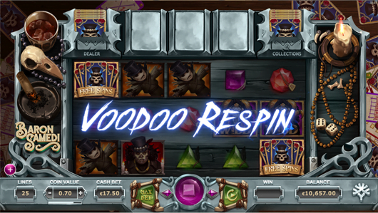 Voodoo Respins