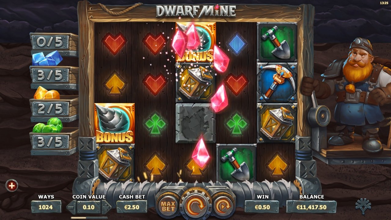 Collectable Free Spins