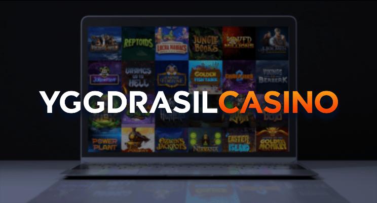 Access Yggdrasil's games portfolio