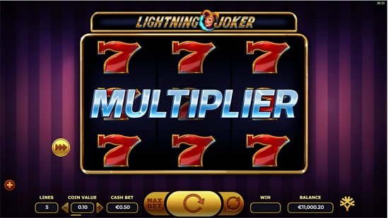 MULTIPLIER STRIKE