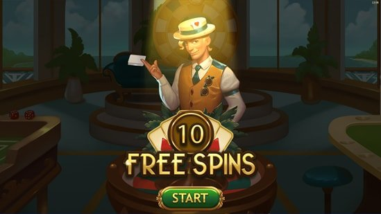 CARD FREE SPINS