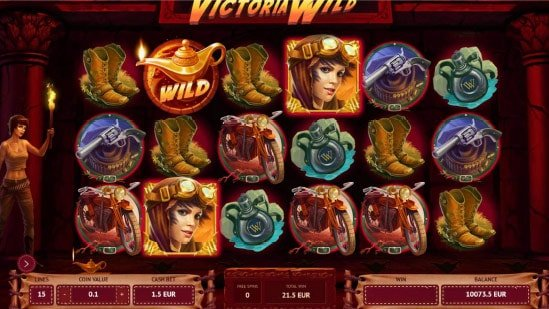 TEMPLE FREE SPINS