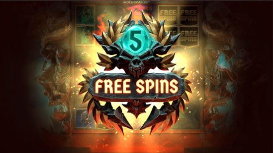 WILD HUNT FREE SPINS