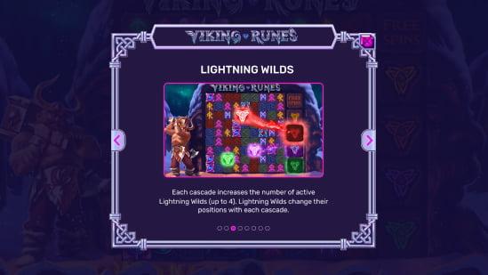 LIGHTNING WILDS