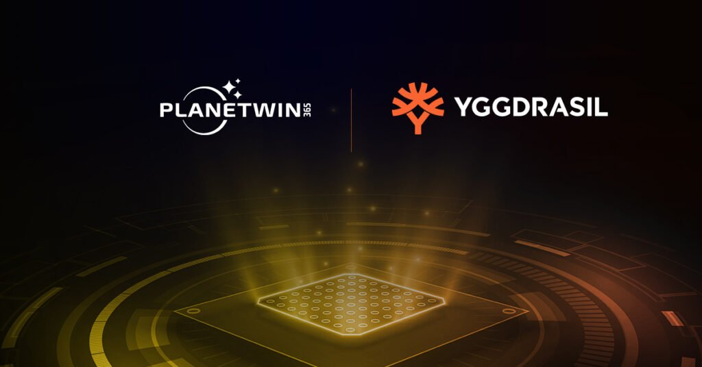 Yggdrasil partners up with PlanetWin