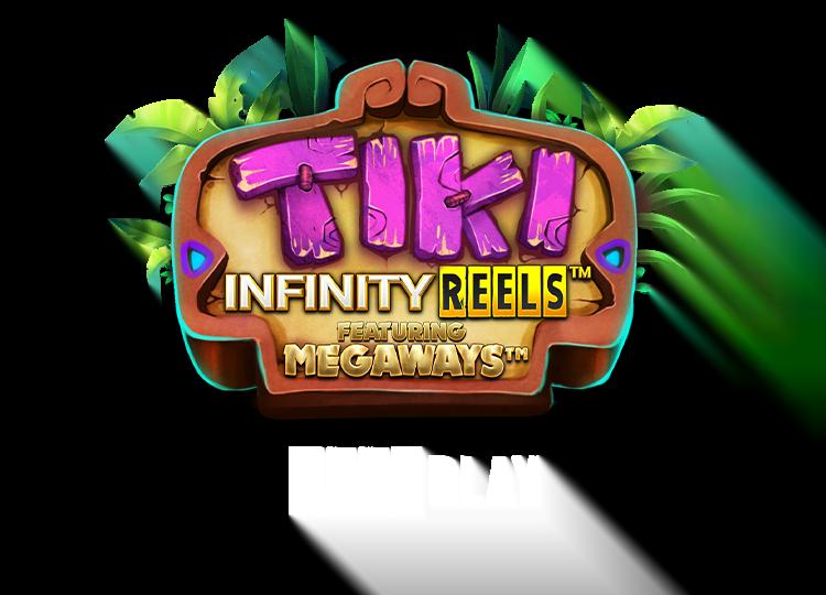 Tiki Infinity Reels™ X Megaways™